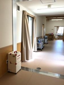 設置事例:介護施設
